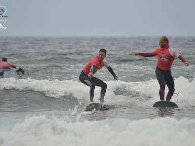 Surf Camp in Tenerife €22