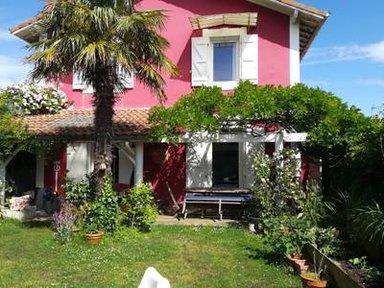 Villa proche plages Anglet 280€
