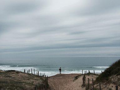 Appart indépendant + terrasse derrière la dune 150€