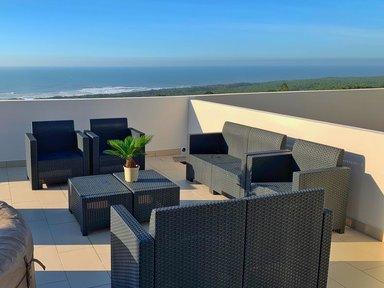 NAZARE PENTHOUSE Big Terrace, ocean views €83