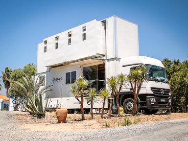 Truck Surf Hotel - Surf & Adventure Trips €87