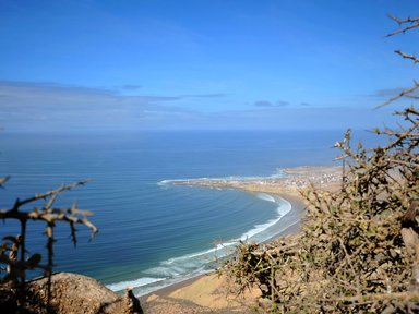 Travel Surf Morocco SURF CAMP 60 €
