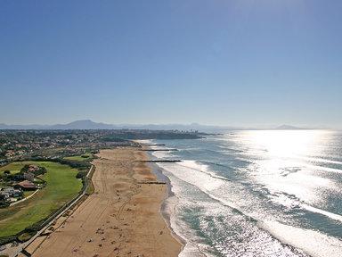 Maison de vacances à Anglet près des spots de surf 400€