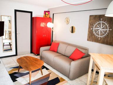 Studio Classé *** - Guerin Locations Biarritz 135€