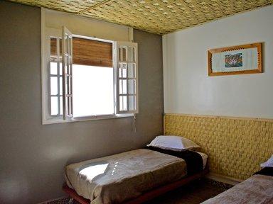 Chambre double/lits jumeaux 28€