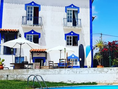 "Santa Cruz Surfhouse ""Kelly Slater"" room €47"