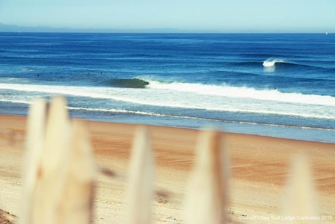 Wood'n Sea Surf Lodge 72€
