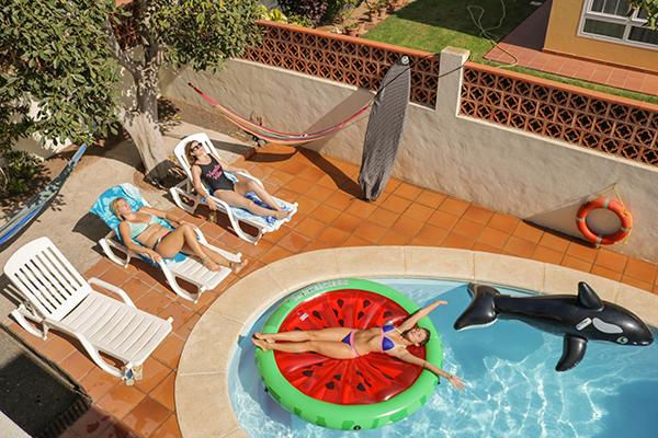 Kohola Surf maison Fuerteventura 18€