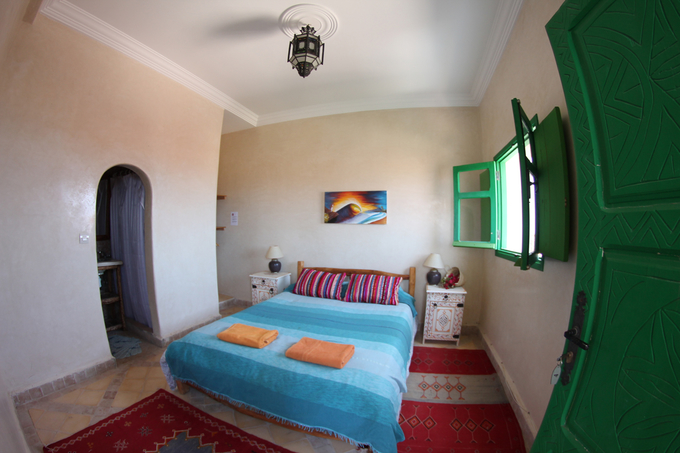 Surf et Yoga Guest House à Tamraght 20 €