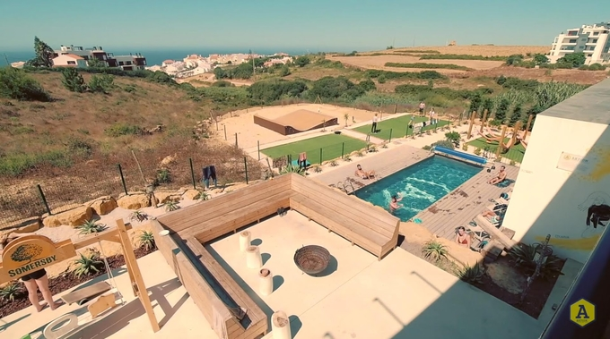 AKTION ERICEIRA SURF HOSTEL 65 €