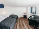 Surf House Double private room €85