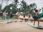 Surf & Yoga Mirissa €320